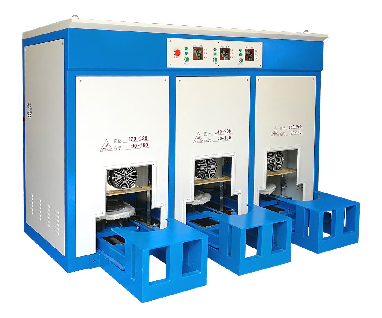 M系列电磁模具加热炉