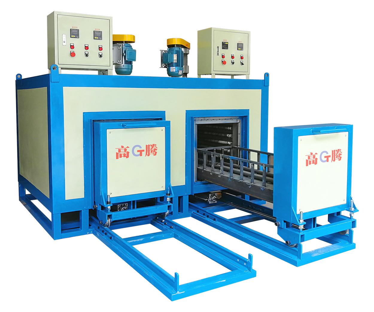 JR-H抽屉式模具加热炉