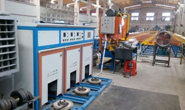 Research on refractory technology of automatic heating furnace