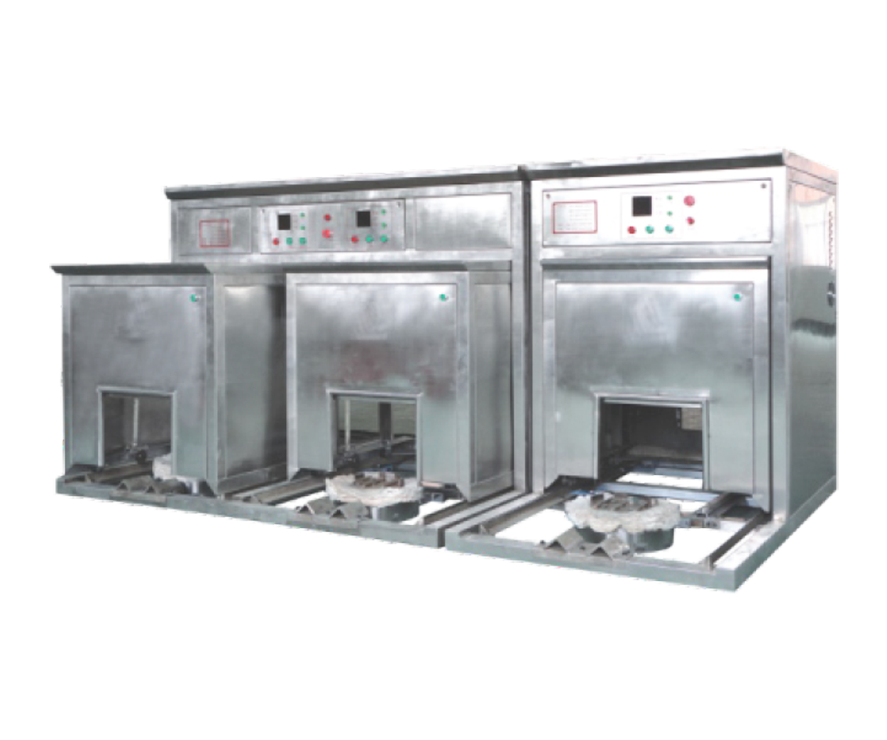 Stainless steel furnace