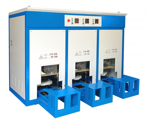 M series electromagnetic mould heating furnace