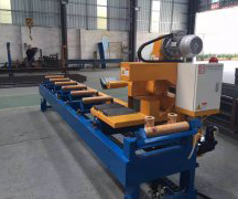 Automatic stop saw 2