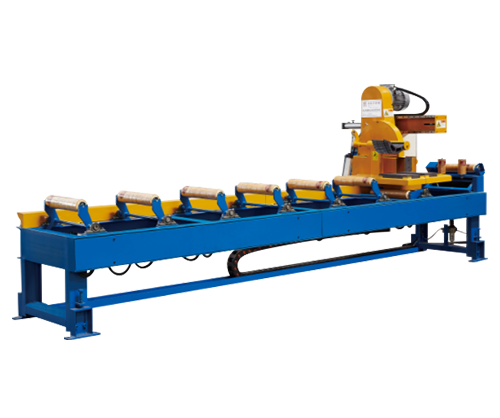 Automatic stop saw